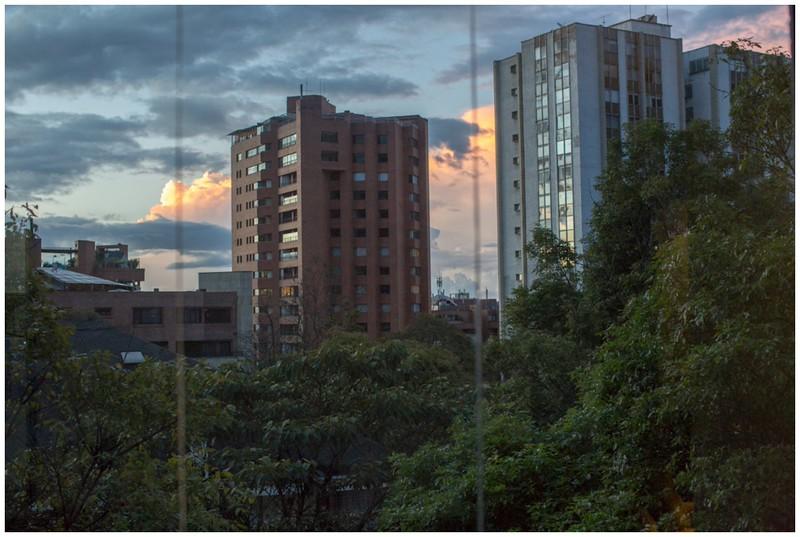 Bogota Sunsets